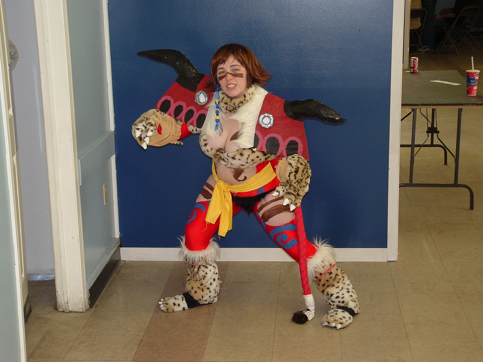0609 CosPlay - Furry