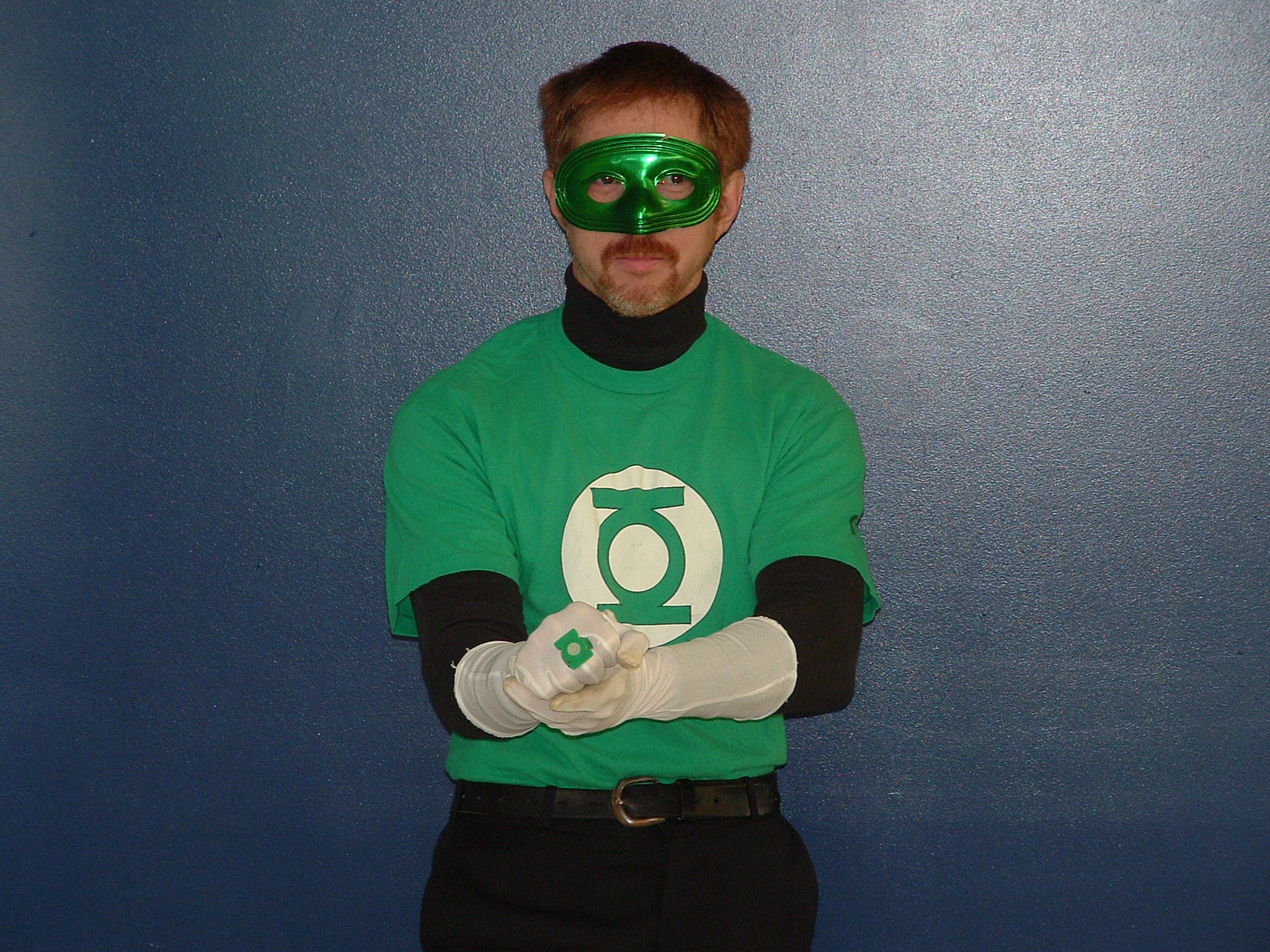 0609 CosPlay - Green Lantern 02