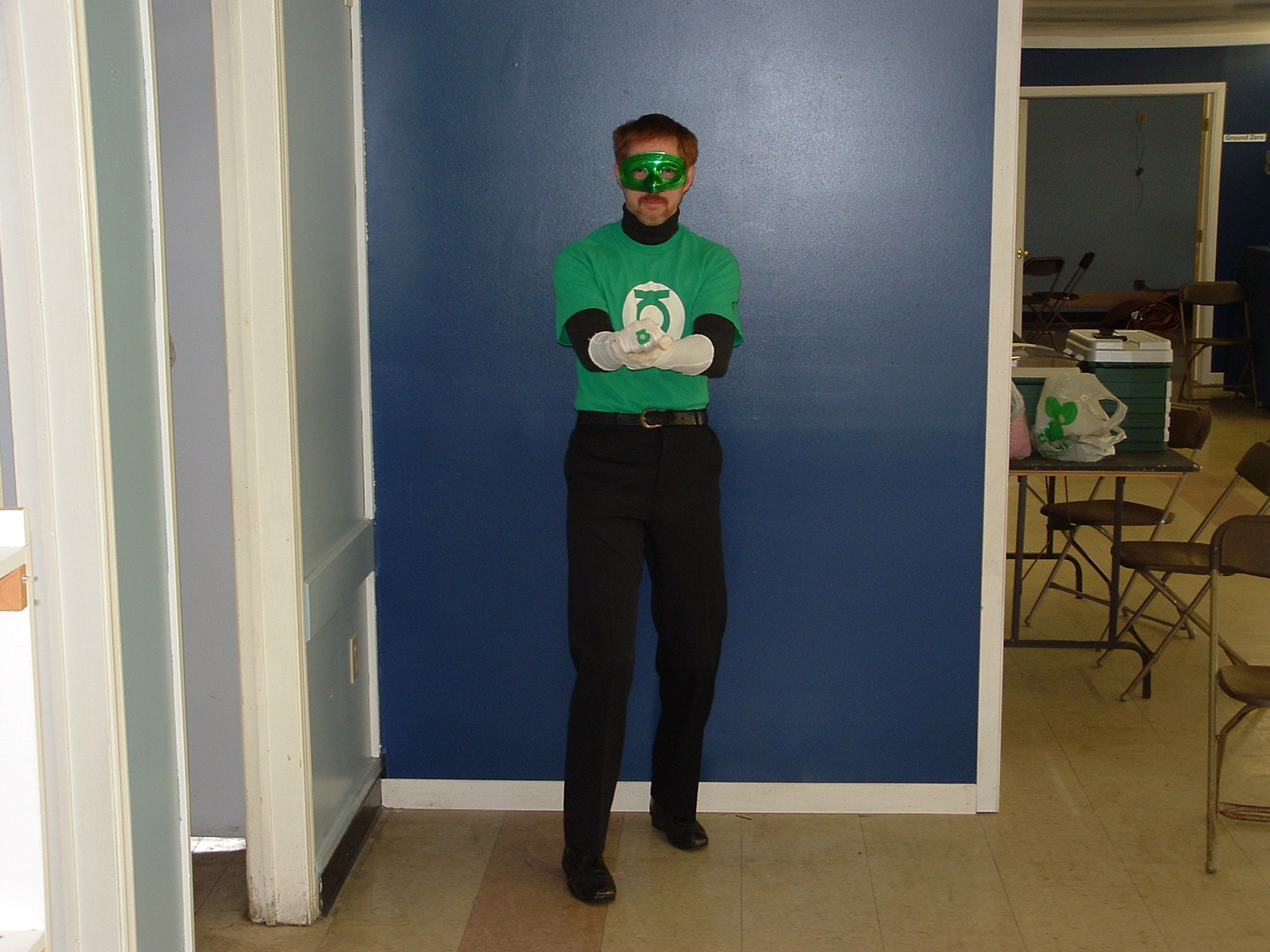 0609 CosPlay - Green Lantern