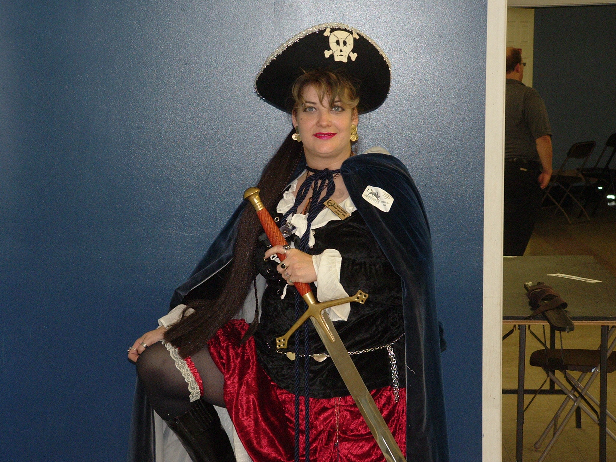 0609 CosPlay - Pirate 04