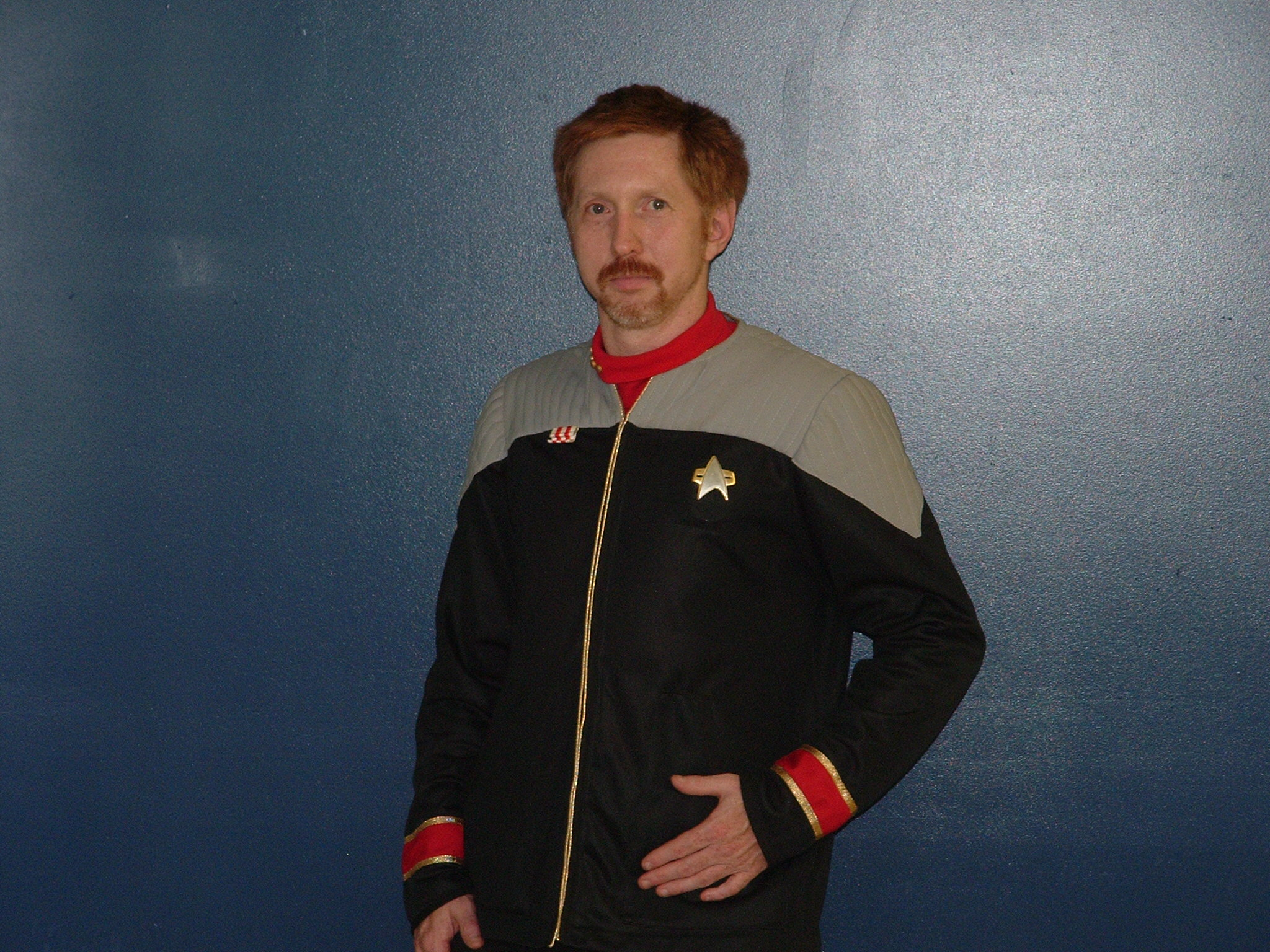 0609 CosPlay - Star Trek 02